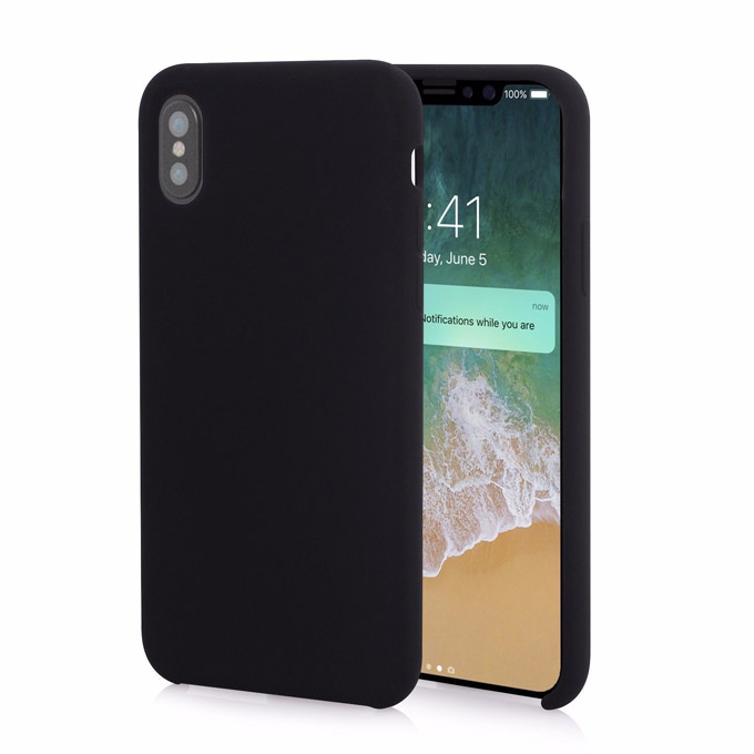 TOTU DESIGN Liquid Silicone iPhone X/XS