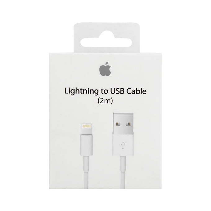 Original Apple Lightning kabel 2m