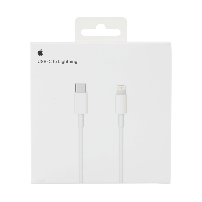 Original Apple USB-C to Lightning kabel