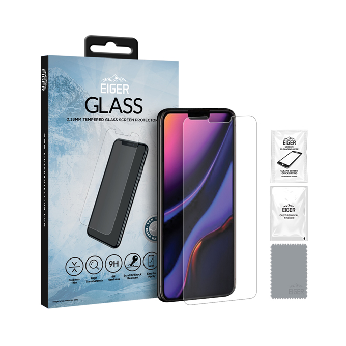 Eiger Glass iPhone 12 / 12 Pro